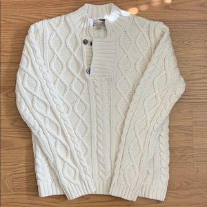 New Burberry sweater